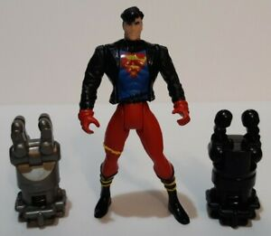 DC Superman SUPERBOY Mammoth Claw Man of Steel Kenner Hasbro Action Figure 1995