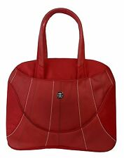 "Brand New Crumpler Russian King small Bordeaux 13"" RED Laptop Bag"