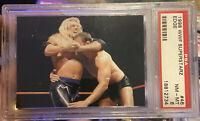 1998 Comic Images WWF Superstarz #46 Edge Psa 8 Rookie  Pop 9 Higher