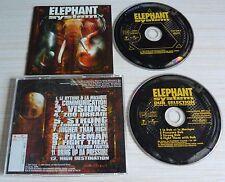 RARE VERSION 2 CD ALBUM ELEPHANT SYSTEM 16 TITRES 2001