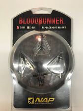 Nap Bloodrunner Replacement Blades - 2 Blade - Pack of 3