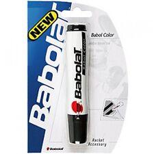 Babolat Tennis Racket Stencil Ink - Black - Free P&P