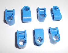 Lego Technic (6536) 7 Kreuz-/Pinverbinder, in blau aus 8435 8052 4993 8416 8039