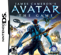 Avatar: The Game - Nintendo DS Game Complete