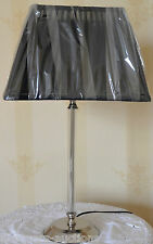Good Quality Chrome Column Table Lamp Base