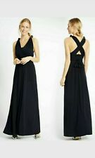 Marks and Spencer Navy Multiway Maxi Dress Size 16 BNWT