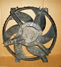RENAULT CLIO MK1 1991-1998 RADIATOR FAN WITH PLASTIC COWLING