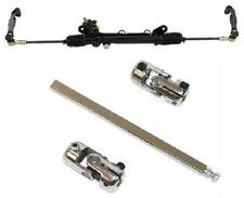 1967 - 1969 Chevy Camaro Nova Power Rack & Pinion + Shaft Kit IN STOCK FAST SHIP