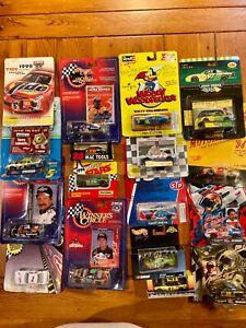 Lot 17 NASCAR Diecast 1/64 Mixed Team Caliber HW Racing champions 1994-2000
