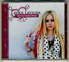 Avril Lavigne The Best Damn Thing (EU IMPORT CD) NEW