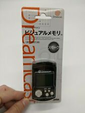 SEGA Dreamcast DC - Visual Memory Card (Black, Green) - Japan Import