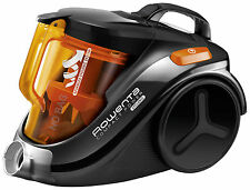 Rowenta RO3753EA A cilindro 750W A Nero, Arancione aspirapolvere