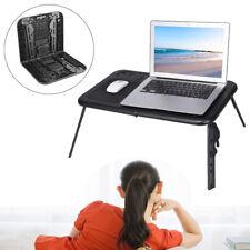 Laptoptisch Notebooktisch Betttisch Faltbar Tisch Ständer Höhenverstellbar 360