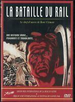 DVD LA BATAILLE DU RAIL RENE CLEMENT