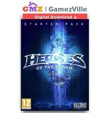 Heroes of the Storm Starter Bundle EU Only Battle.net Download Code