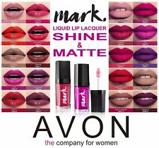 Avon Matte Liquid Lipsticks For Sale Ebay