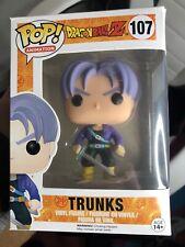 Funko Pop - Trunks Dragon Ball Z