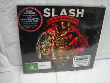 Slash ft. Miles Kennedy & The Conspirators APOCALYPTIC LOVE New Sealed CD + DVD
