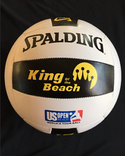 King of the Beach Spalding US Open REPLICA Tour Ball Official Size and Weight