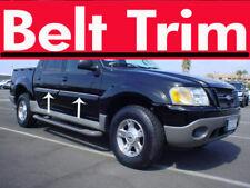 Ford SPORT TRAC Explorer CHROME SIDE BELT TRIM DOOR MOLDING 2000-2005 2007-2010
