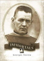 2013-14 Between the Pipes Immortals Hk Cards A4010 - You Pick - 10+ FREE SHIP