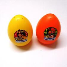 Playmobil Eggs Queen and Guinea Pig Empty x 2