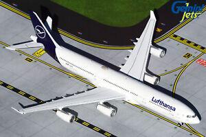 Lufthansa Airbus A340-300 D-AIFD Gemini Jets GJDLH1925 Scale 1:400 IN STOCK