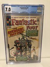 Fantastic Four #26 CGC 7.0