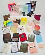 12 Designer Fragrance Sample Vials for Women