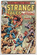 Strange Tales #185 Dr. Strange Marvel Comics May 1976 Steve Ditko Reprint