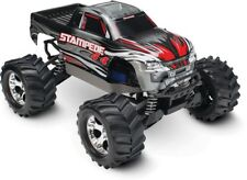 Traxxas Stampede 4x4 XL-5 iD RTR Monster Truck C-TRX-67054-1-Silver