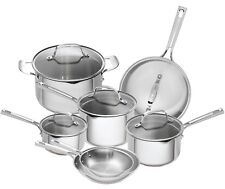 Emeril Lagasse 12 Piece Copper Core Stainless Steel Induction Safe Cookware Set