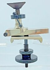 BOLEY TIP OVER TOOL REST FOR WATCHMAKERS LATHE.COMPLETE