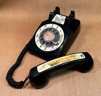 ANTIQUE 1950s VINTAGE WESTERN ELECTRIC BELL MODEL G-1 ROTARY TELEPHONE