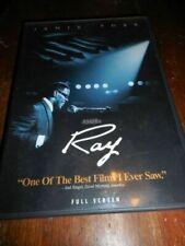 Like New FS DVD Ray Jamie Foxx Regina King Kerry Washington 2 Disc Set