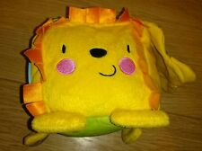 Fisher Price Baby Soft Lion Cubo