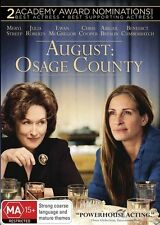 August - Osage County (DVD, 2014)