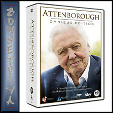 ATTENBOROUGH - OMNIBUS EDITION - DAVID ATTENBOROUGH  **BRAND NEW DVD ***