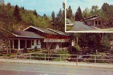 TERRACE MOTEL GATLINBURG, TN on U.S. 441 at Roaring Fork Creek Earl Helms, owner