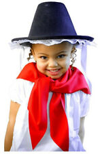 St David's Day-National Day-Eisteddfod WELSH GIRL HAT Great Costume Accessory
