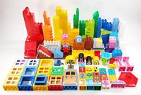 LEGO Duplo Parts & Pieces 8+ Pound Lot - 275 pieces - Printed Disney Building