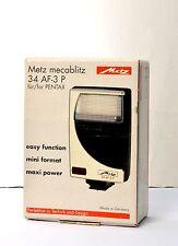 METZ 34 AF-3 P FOR PENTAX