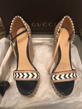 Gucci wedge sandals