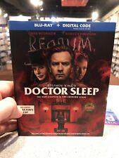 Doctor Sleep Blu-ray (no Digital)
