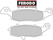 FERODO FDB2049EF pastiglie anter SUZUKI SV 650 SA (Top Fairing - ABS)-right 2012