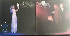 Lot of two (2) FLEETWOOD MAC STEVIE NICKS'The Wild Heart' & Bella Donna'