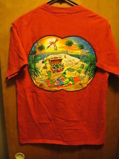 SENOR FROG'S Myrtle Beach SC Hula Girls Drinking Dos Equis OFFICIAL T Shirt MED