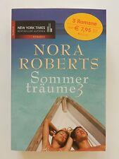 Nora Roberts Sommerträume 3 Liebesromane Mira Verlag
