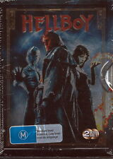 Hellboy - Action / Adventure - (2 Disc Steel Slip Case ) - NEW DVD