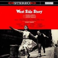 ORIGINAL SOUNDTRACK - WEST SIDE STORY (ORIGINAL BROADWAY CAST) CD 25 TRACKS NEU